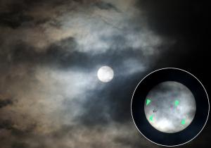 20141021太陽黒点