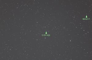 20141116ボリソフ彗星
