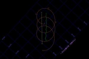 北極星の位置変化