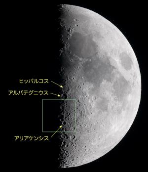 月面X説明