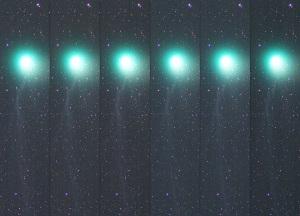 C/2004Q2マックホルツ彗星