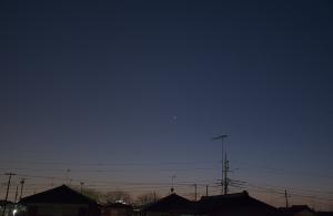 20150210金星と火星