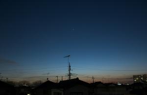 20150304金星と火星