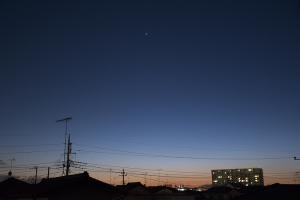 20150324金星と火星
