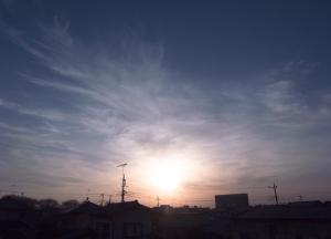 20150331夕空