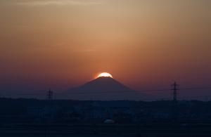 20121207ダイヤ富士