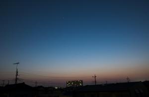 20150427金星と水星