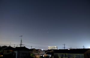 20150624金星と木星