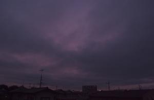 20150628夕空