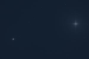 20150629金星と木星の接近
