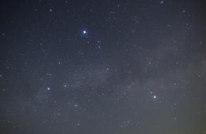 七夕の星々