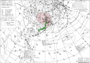 20151002-0900天気図