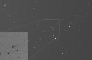 20151010チュリュモフ・ゲラシメンコ彗星(67P)