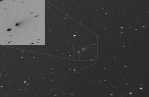 20151014チュリュモフ・ゲラシメンコ彗星(67P)