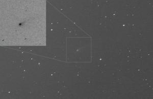 20151019チュリュモフ・ゲラシメンコ彗星(67P)