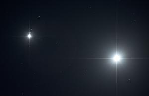 20151026金星と木星の接近