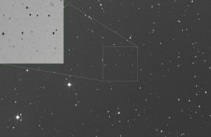 20151116ジョンソン彗星(C/2015V2)