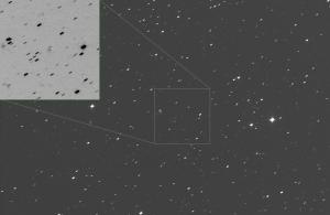 20151201カタリナ彗星(C/2013V4)