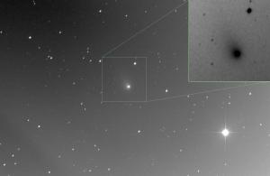 20151204パンスターズ彗星(C/2014S2)