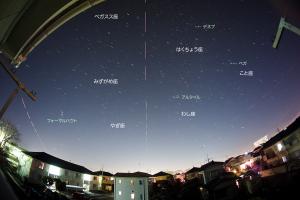 20151205国際宇宙ステーション