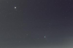 20151230カタリナ彗星(C/2013US10)