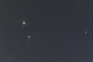 20160101カタリナ彗星(C/2013US10)