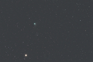 20160103カタリナ彗星(C/2013US10)