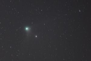 20160105カタリナ彗星(C/2013US10)