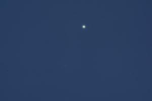 20160109-1158金星と土星の超接近