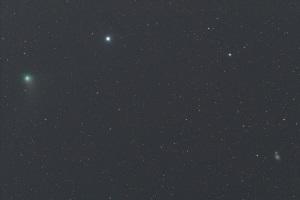 20160115カタリナ彗星(C/2013US10)