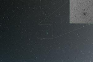 20160114パンスターズ彗星(C/2013X1)