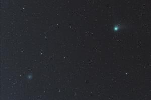 20160116カタリナ彗星(C/2013US10)