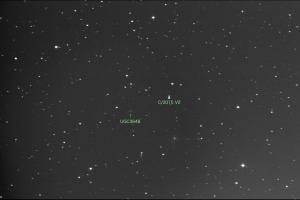 20160211ジョンソン彗星(C/2015V2)