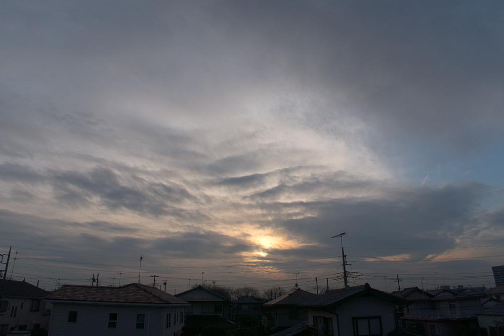 20160212夕景