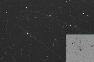 20160218パンスターズ彗星(C/2014W2)