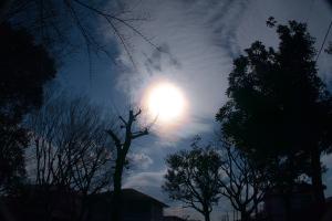 20160225光環と彩雲