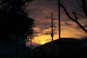 20160225上方の太陽柱