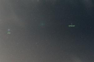 20160401リニア彗星(252P)