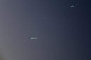 20160420パンスターズ彗星(C/2013X1)