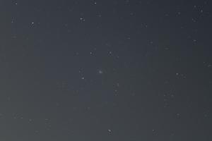 20160430パンスターズ彗星(C/2013X1)