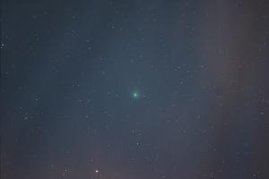 20160602パンスターズ彗星(C/2013X1)