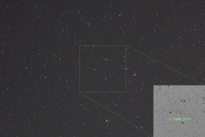 20160602リニア彗星(252P)