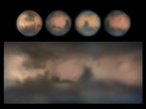 火星展開図