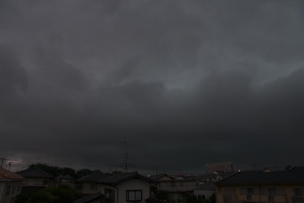 20160714夕空