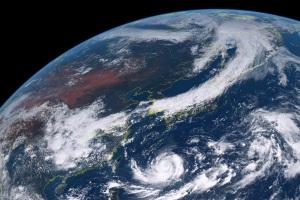 20160826気象衛星画像