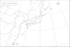 2010年台風4号