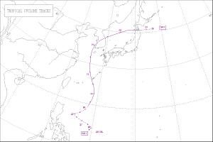 1994年台風11号