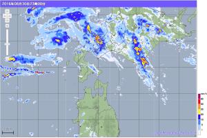 20160830-2300降雨