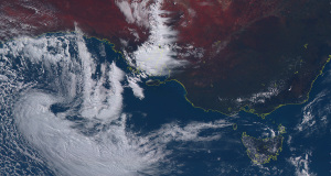 20160928-0900気象衛星画像