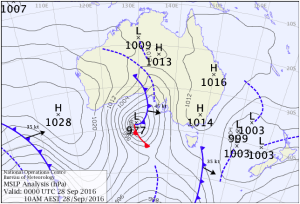 20160928-0900天気図